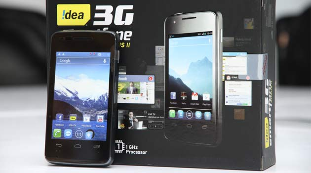 Idea Aurus 2 officially launched at Rs. 6,490