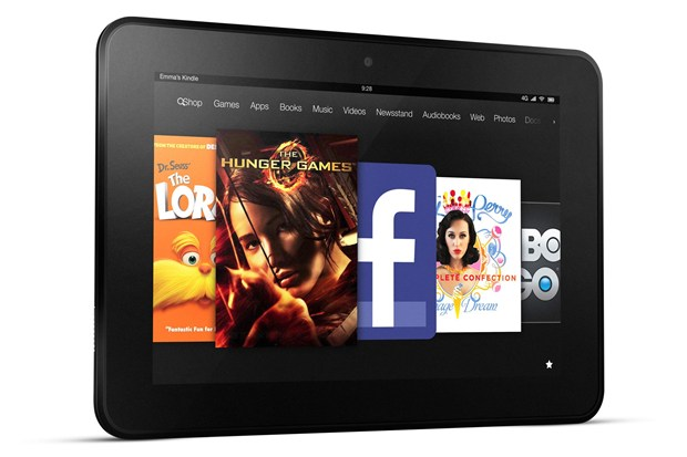 Amazon Kindle Fire HD Tablet Launches In 170 Countries