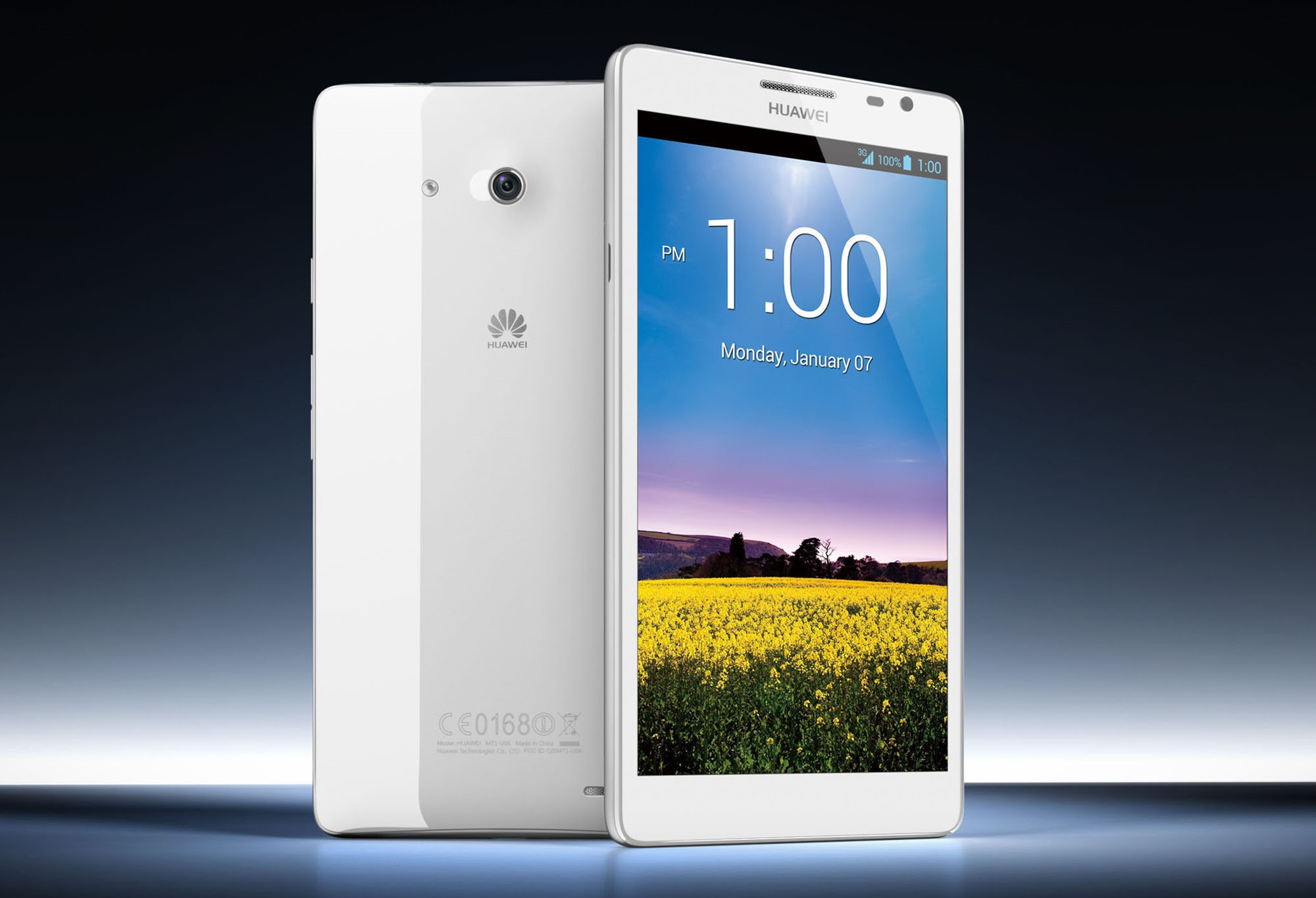 Huawei Ascend Mate To Launch In India Soon @ Rs 29,000