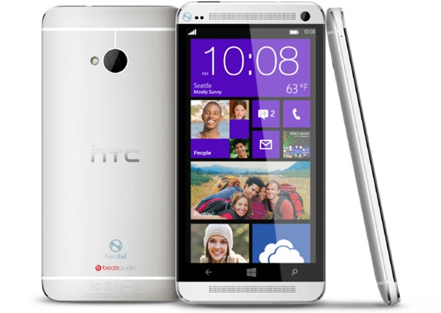 HTC One Running On Windows Phone Coming Soon!