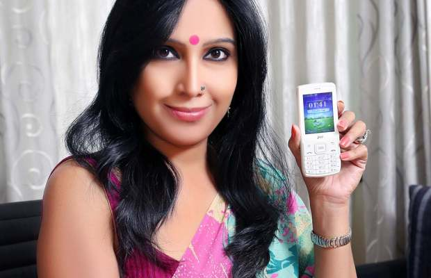 Jivi 2010: 'One Press Help Phone' for Ladies @ Rs 1699