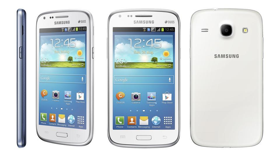 Samsung Galaxy Core Gets Listed Online; Coming To India Soon