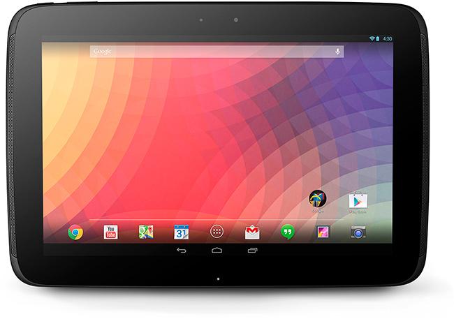 Samsung Prepping Next-Generation Nexus 10 Tablet