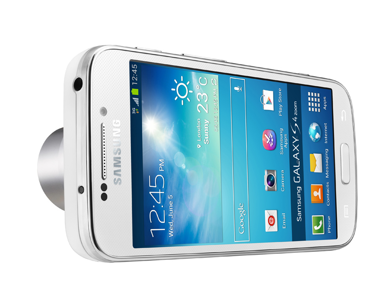 Samsung Galaxy S4 zoom Pre-Order From Official Website At Rs 29,390