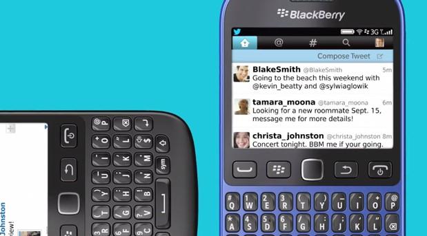 BlackBerry 9720 – Budget Smartphone