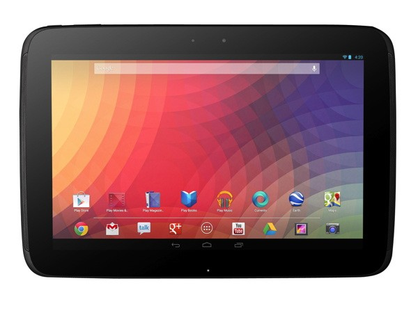 Google Nexus 10 2 Coming Before Black Friday: Report