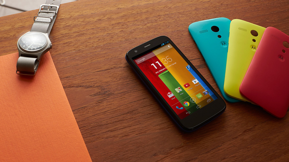 Motorola broadcasts Moto G Entry level Smartphone, Coming To India In January
