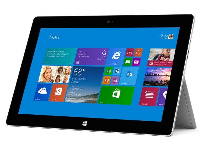 Microsoft Surface 2 tablet with LTE arrives tomorrow $679