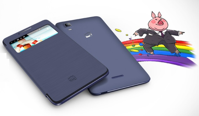 Micromax Canvas Doodle 3 with 6-inch display @ Rs. 8,500