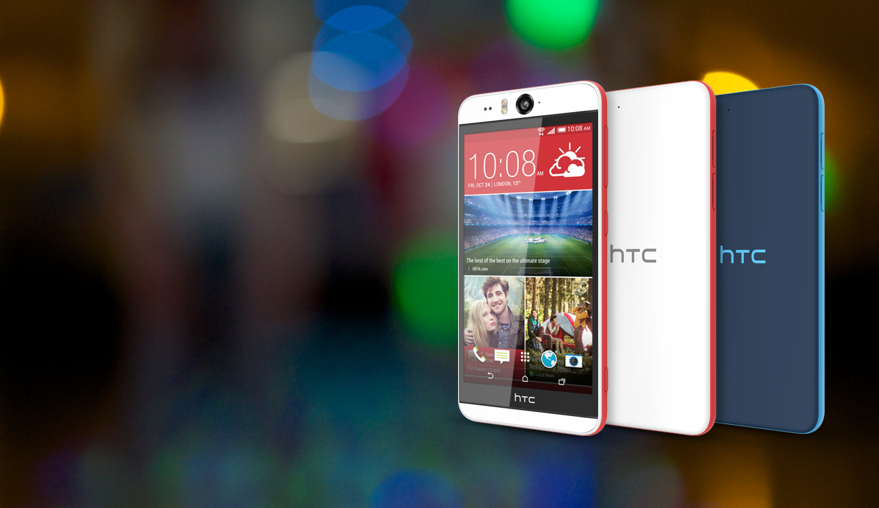 HTC Desire Eye Phone specifications