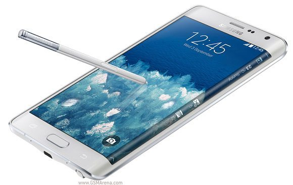Samsung Galaxy Note Edge Will Available In India From January