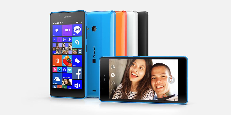 Microsoft Lumia 540 .  Now in India !