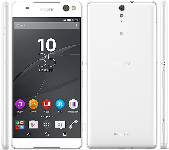 Sony Xperia C5 Ultra Dual Launched