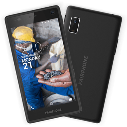 First Modular Phone by Fairphone