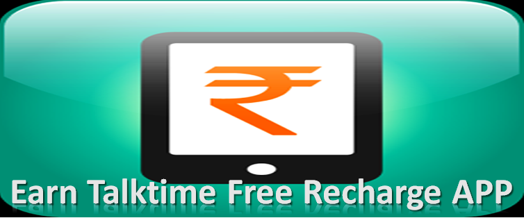 Earn Talktime counts on Top 5 apps that give free internet data