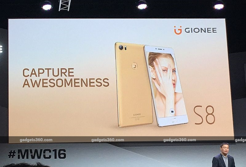 Gionee S8 With 'Dual WhatsApp' !!!