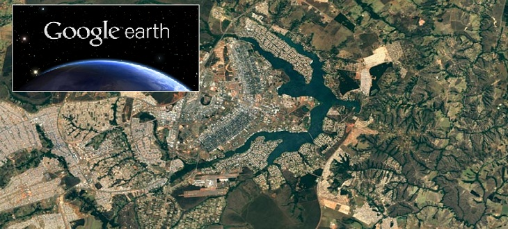 Google Maps now uses Landsat 8 imagery to deliver higher quality visuals