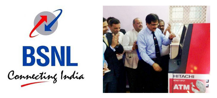 BSNL launched automated bill collection kiosk