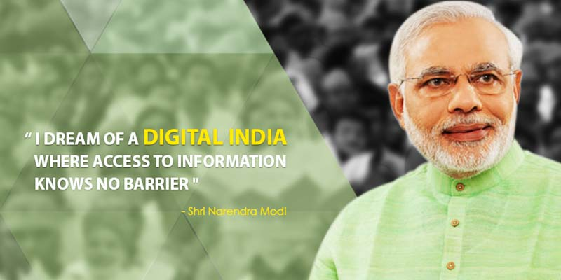 Modi's 'Digital India' mission comes up with new telecom norms !!!