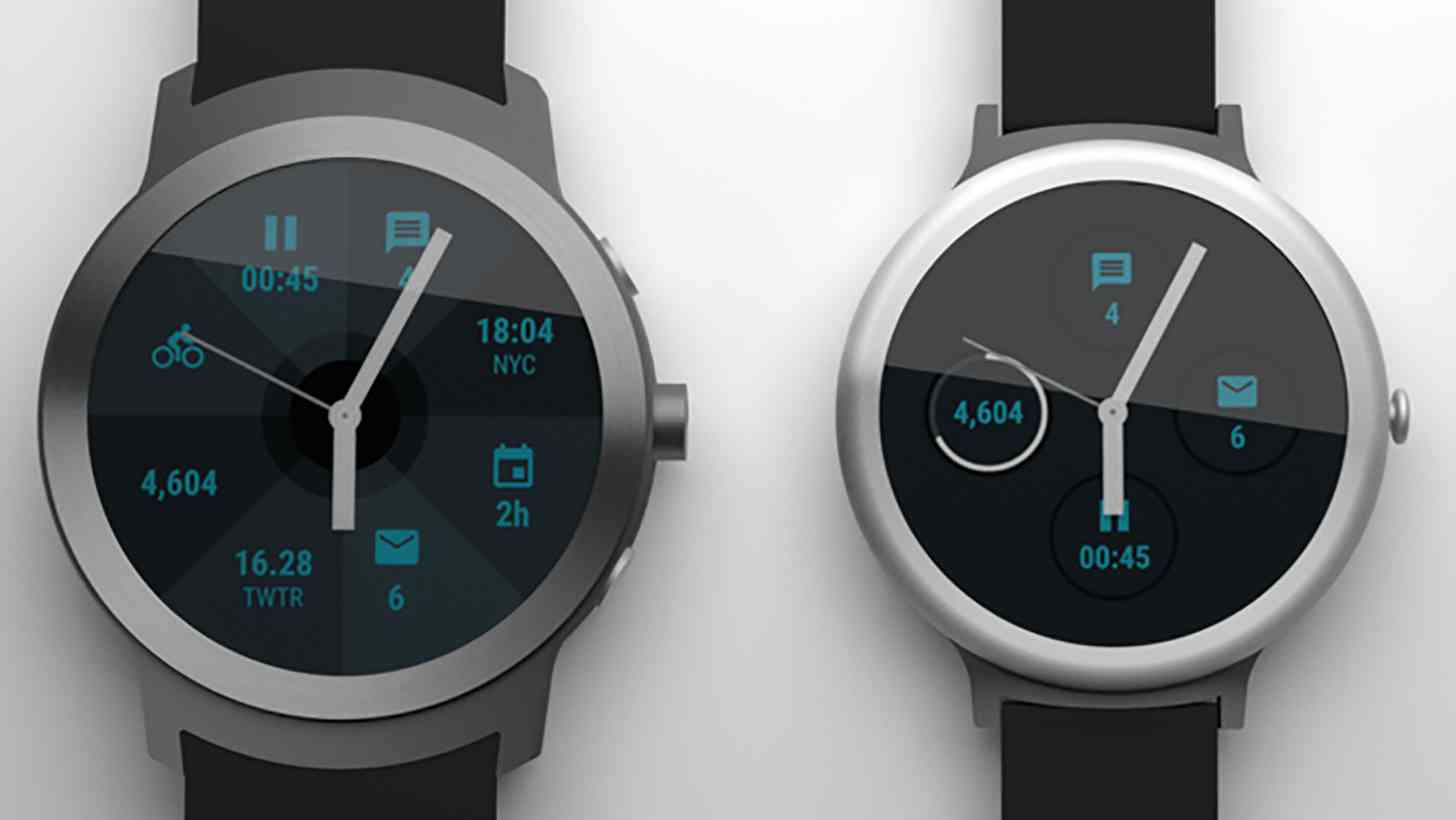 Images of Google's Android Wear 'Angelfish', 'Swordfish' Smartwatches Leaked !!!