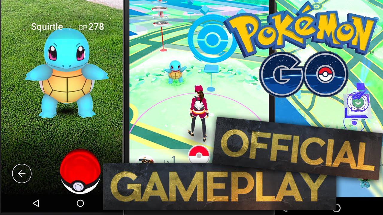 Pokémon Go – apk for more countries  – Wanna Catch 'em All?