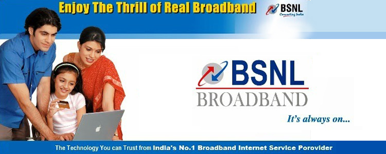 BSNL increases minimum broadband speed to 1 Mbps