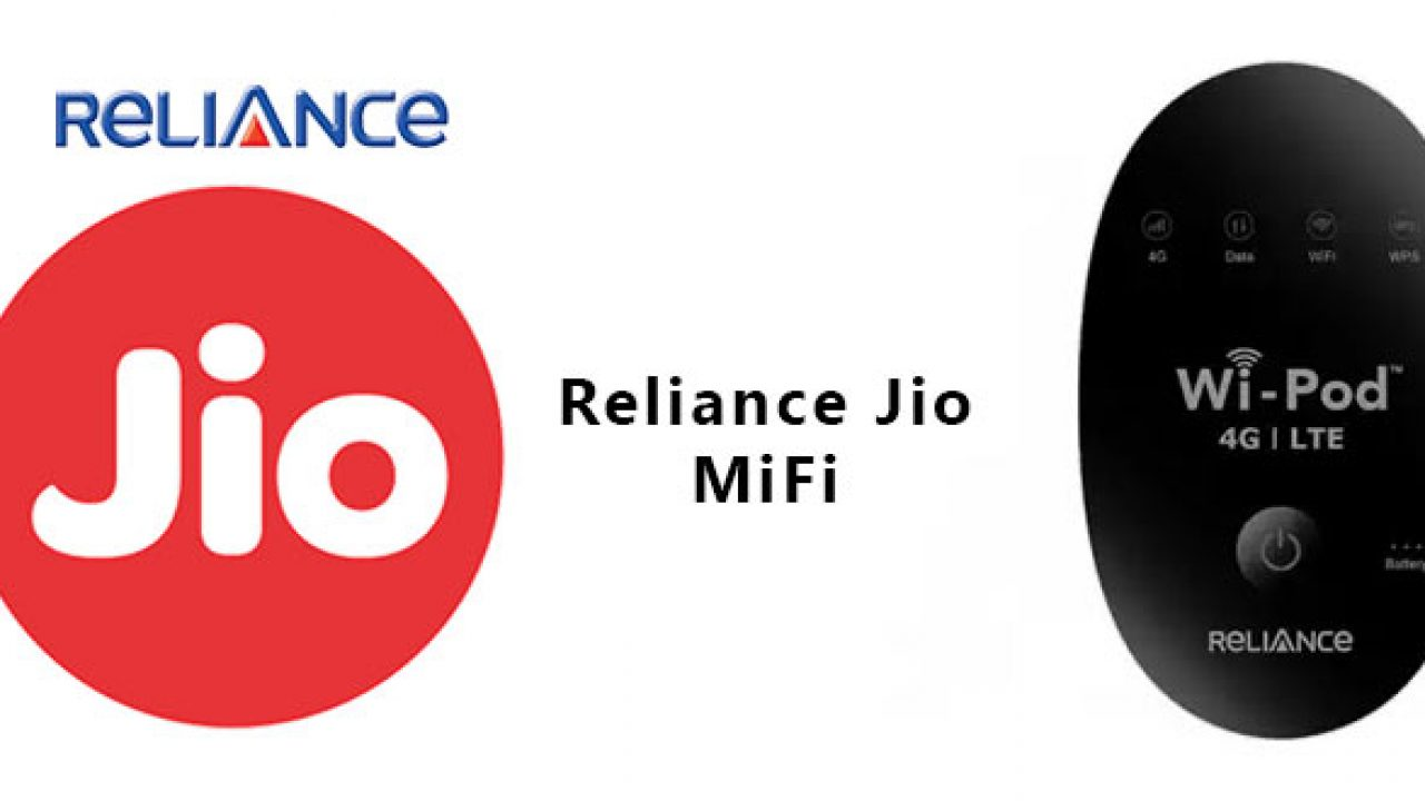 Reliance Jio MiFi device available with free data for 90 days
