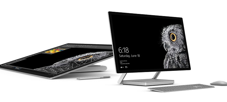 Microsoft Surface Studio Announced