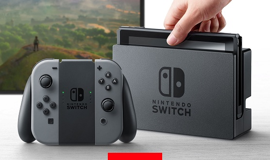 Nintendo Switch- the latest Gaming console