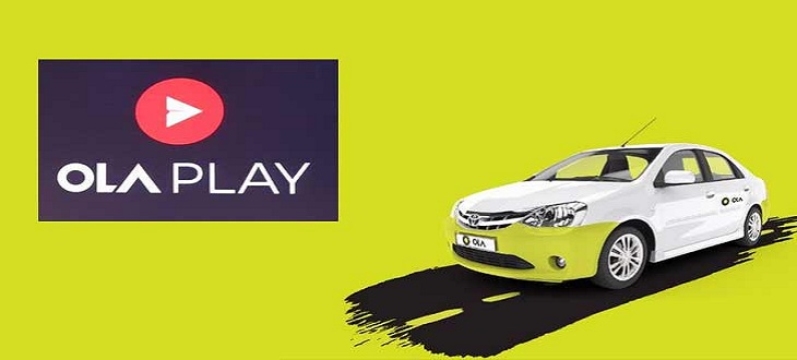 Ola Play- Customize your ride