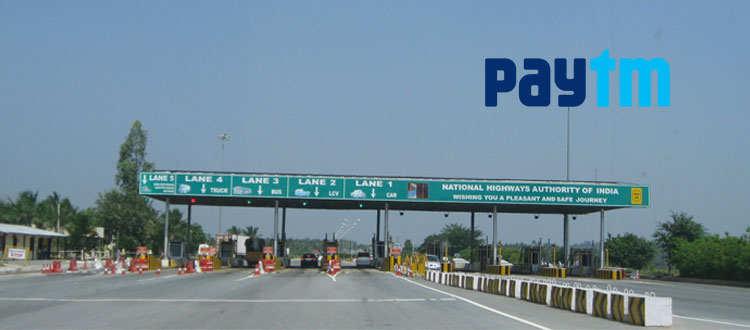 11% of India's toll plaza collections now managed by Paytm
