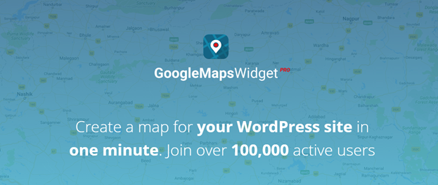Google Maps Widget – Add Google Maps to your WordPress Website