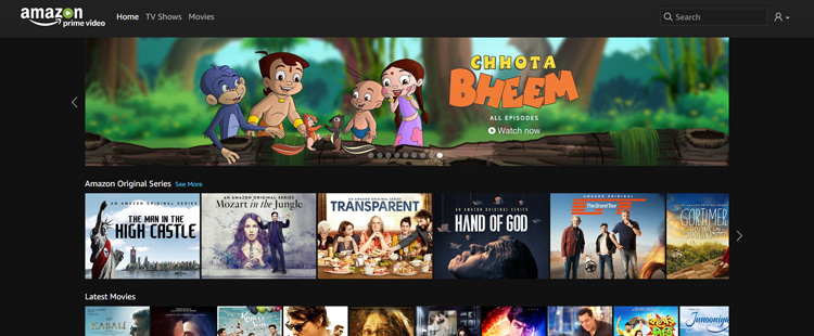 Amazon Prime Video finally launched in India